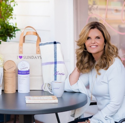 Maria Shriver's Sunday Paper Marketplace