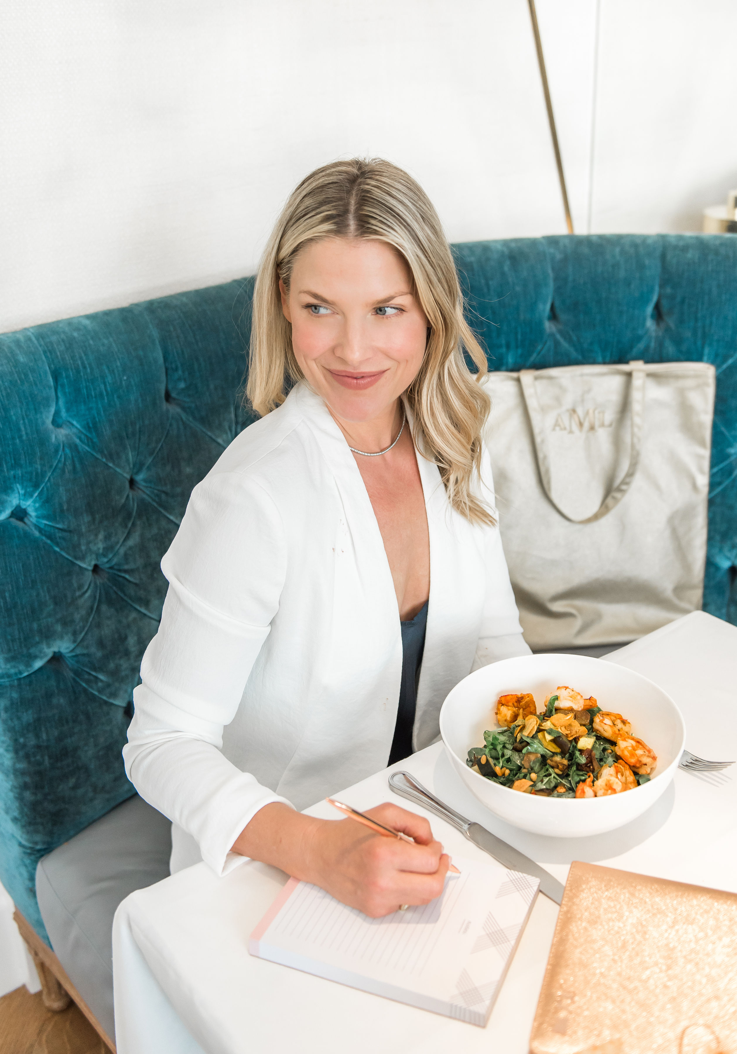 Ali Larter x RM Motivate Collection